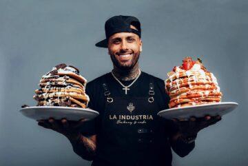 Nicky Jam tendrá su propia panadería