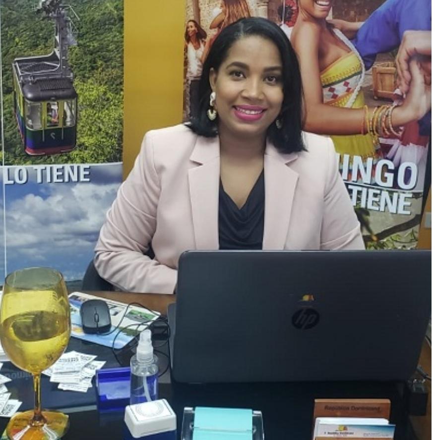 Oficina Promoción Turística de RD en PR realiza encuentro virtual tour operadores y agentes de viajes puertorriqueños