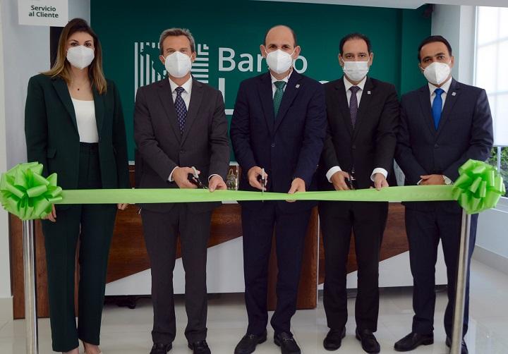 Banco Múltiple LAFISE inaugura nuevo Centro de Negocios