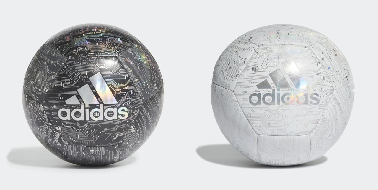 Adidas anota con un balón de fútbol para la era digital