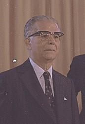 Joaquín Antonio Balaguer Ricardo, más conocido como Joaquín Balaguer, fue un ensayista, escritor, estadista, poeta y político dominicano