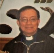 Parochial Administrator Rev. Anacleto S. Asebias, Jr.