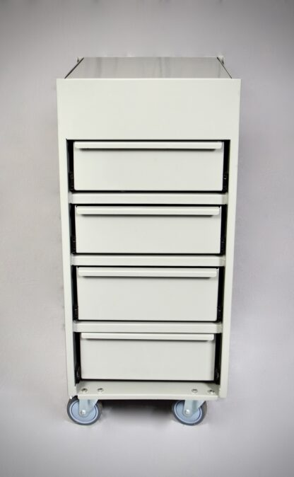 workstation drawer sideview