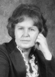 Esther G. Burleson 1933-2018 | Obituary | St. Joseph Mo