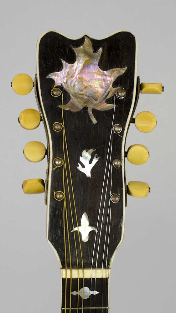 David Dart Mandolin #1   1966