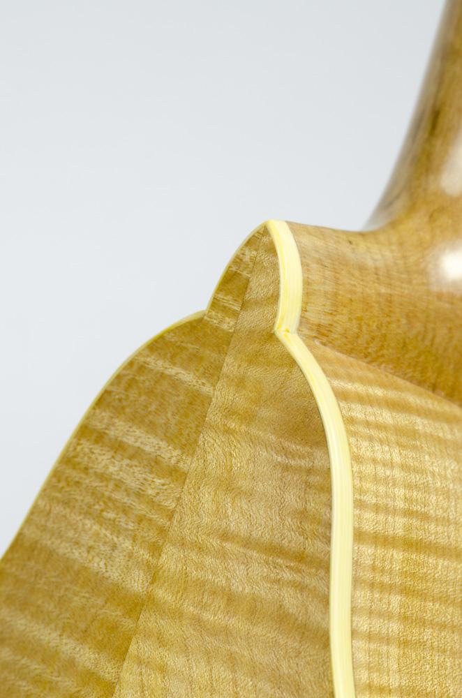 David Dart Maple & Spruce A4 Octave Mandola