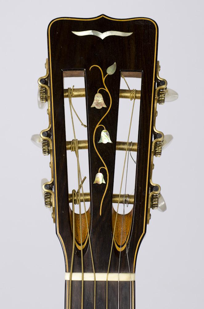 David Dart Steel String Guitar #3, 1979