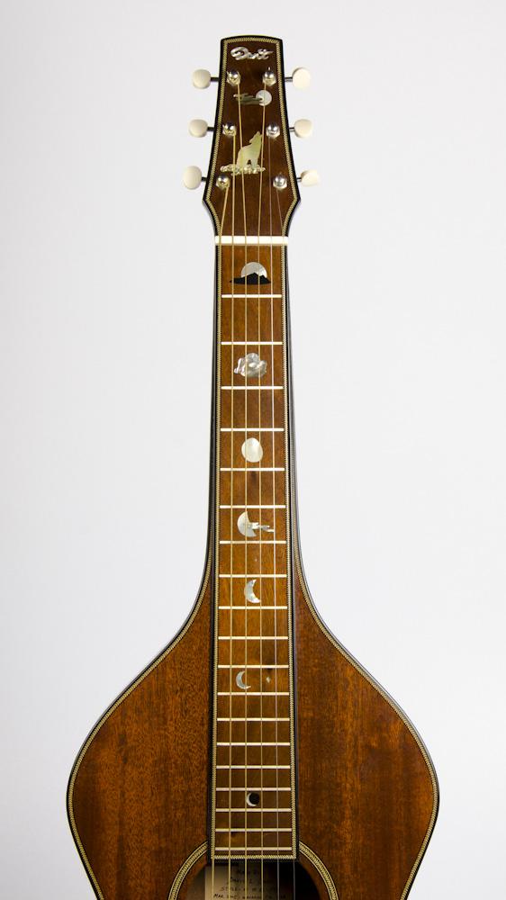 David Dart Hawaiian Steel Guitar, Style 4, March 2005