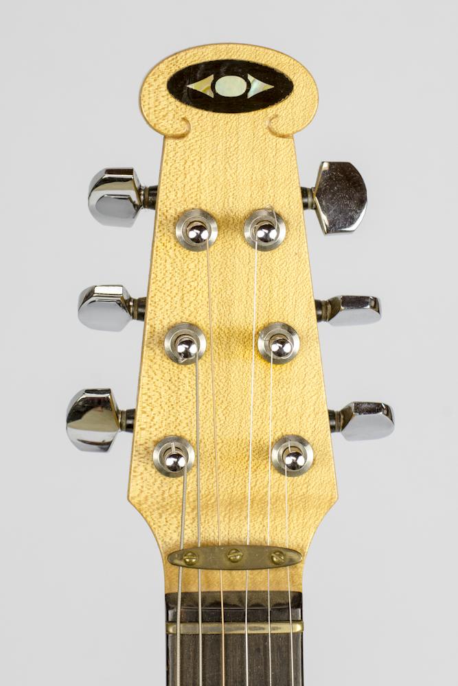 David Dart Swiss Pear & English Sycamore Solid-Body Electric Guitar