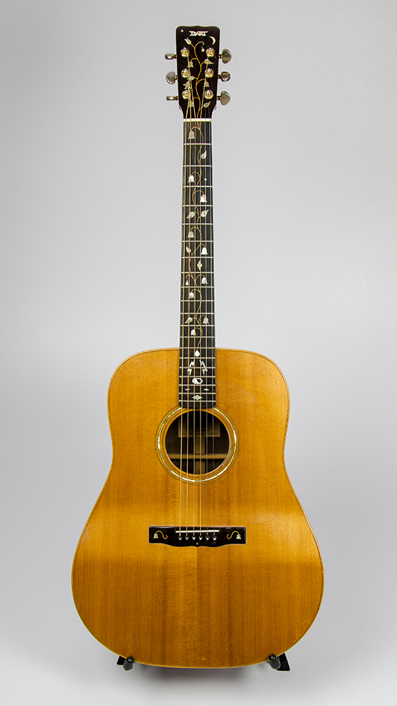 David Dart Bi-Level Dreadnaught Guitar | #107