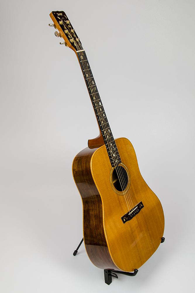 David Dart Bi-Level Dreadnaught Guitar   #107