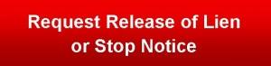 Release of Lien or Stop Notice