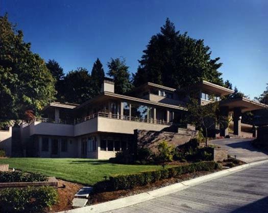 North Mercer Island Residence