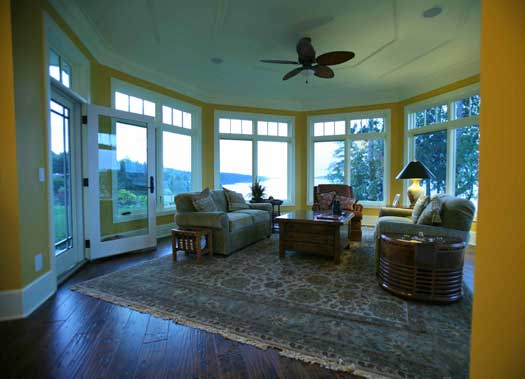 Whidbey Island Residence