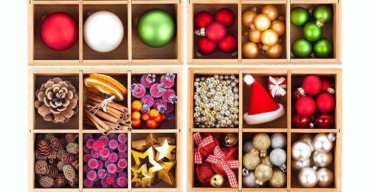 10 Tips to Organize Holiday Decorations