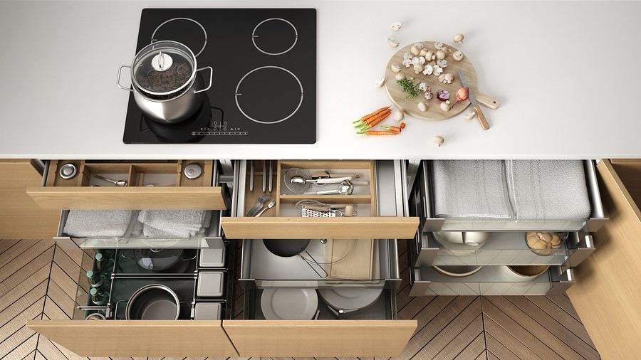 Stay at Home Organizing Tips – The Kitchen