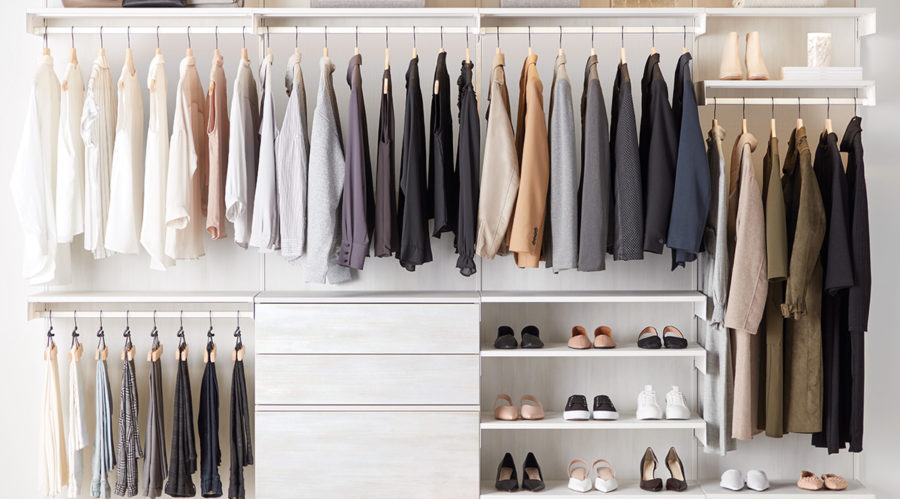 Stay at Home Organizing Tips – Closets and Clothing