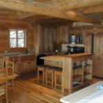 Alder cabinets