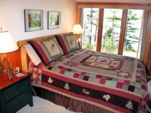 bedroom drywall douglas fir