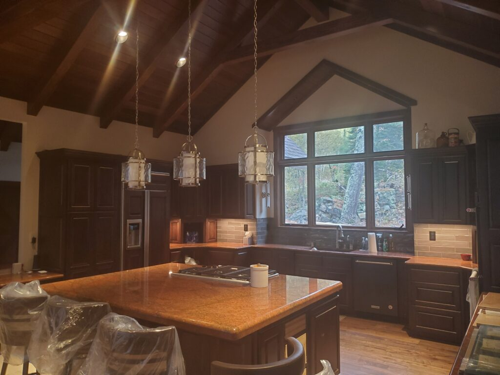 Kitchen, Custom home by Huisman Concepts