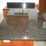mesabi black granite shine