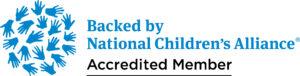 NCA National Children's Alliance Accredited Member