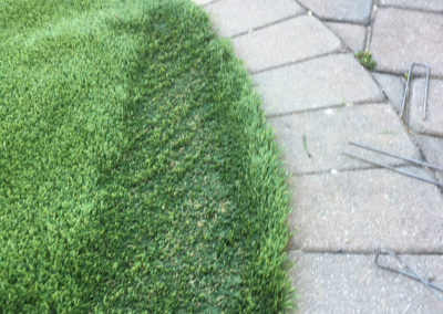 """""""Turf Repairs Are Also Available"""""""