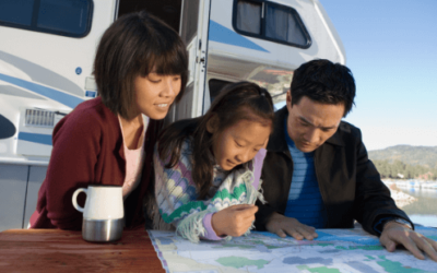 5 Tips for Planning An RV Vacation