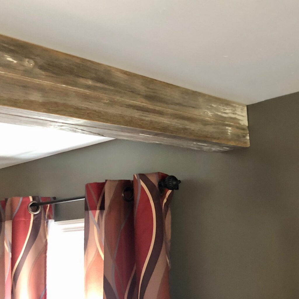 Weathered Tongue and Groove Wrap