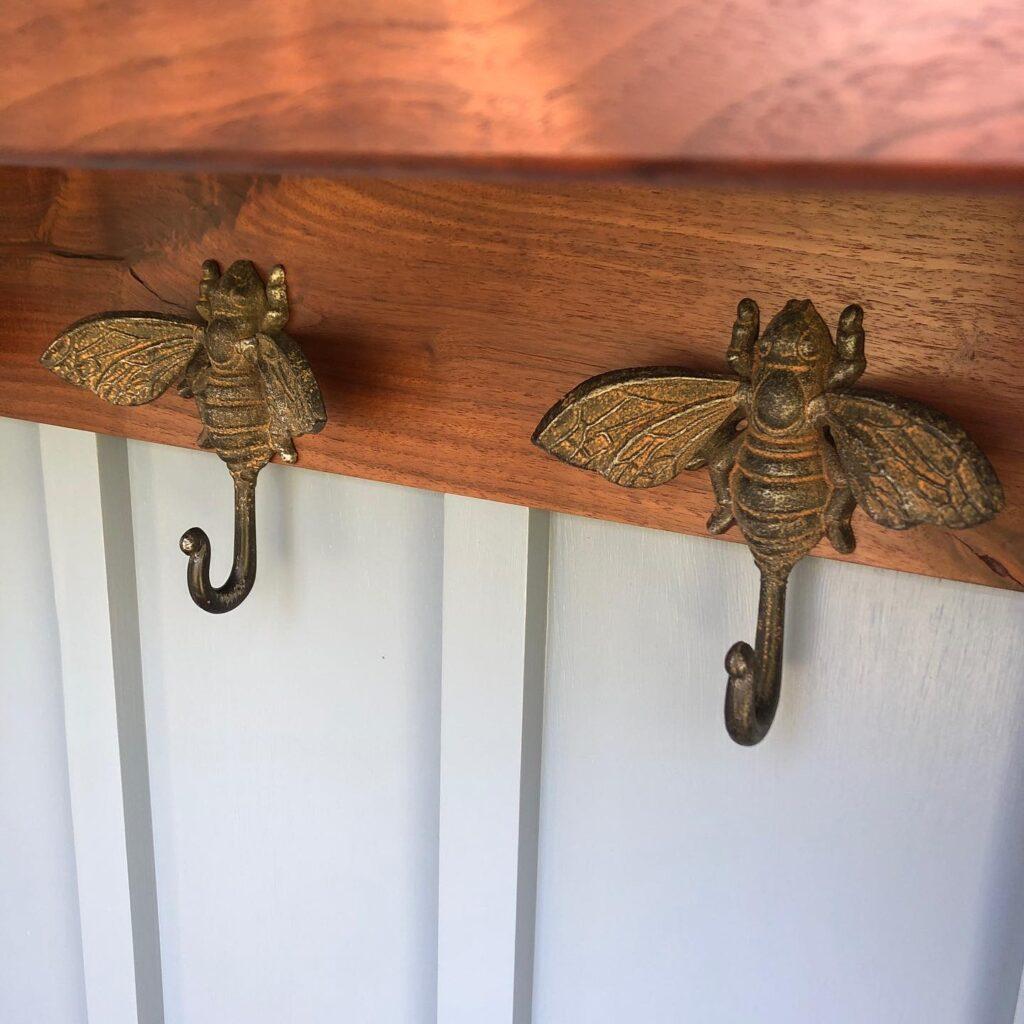Honey Bee Hook Accents