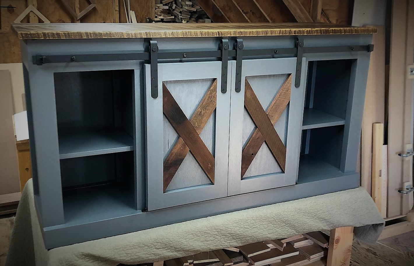 Custom Sideboard