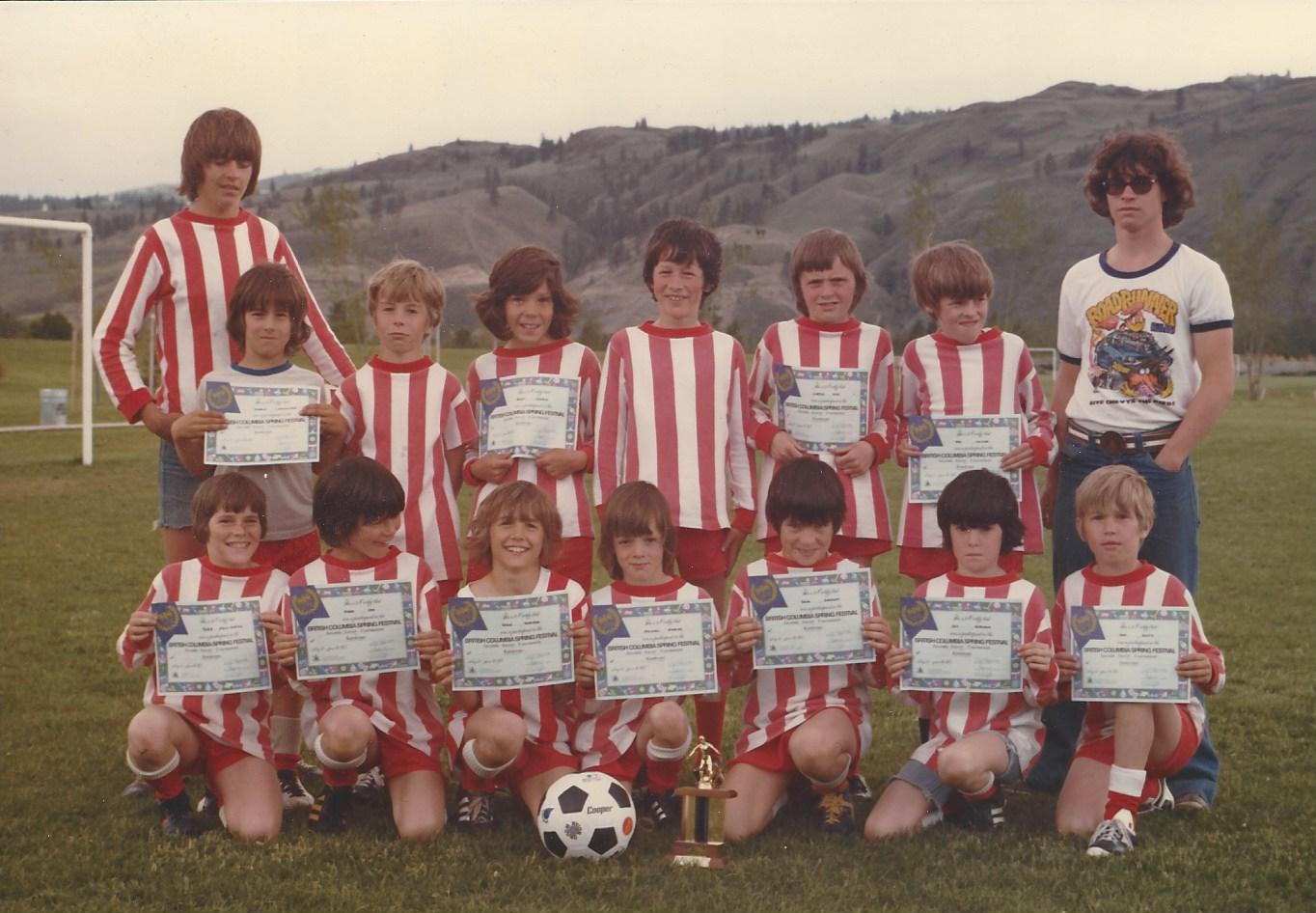Leadership - Soccer Boys and Stevie Y