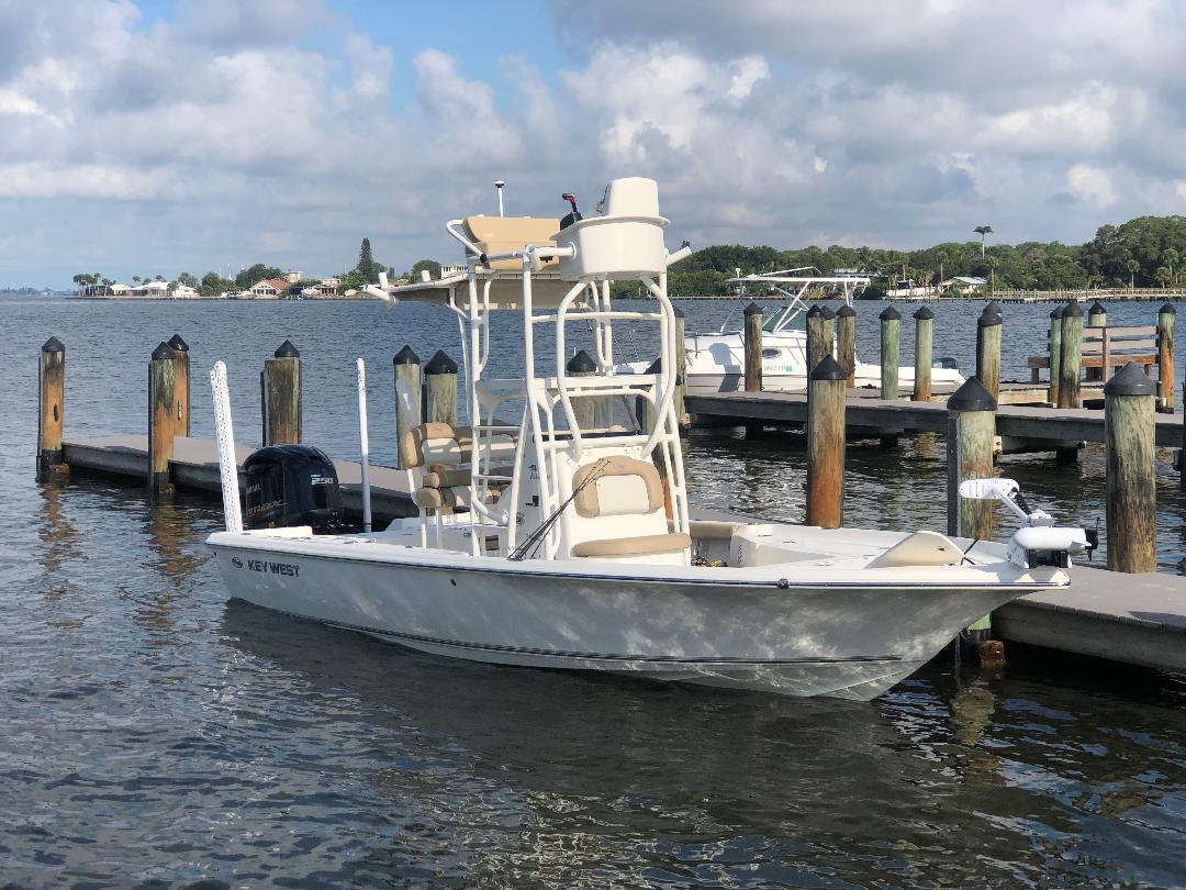 Tampa Bay Fishing Chart