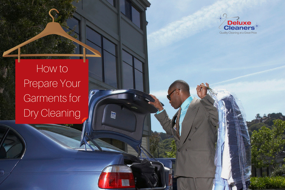 How to Prepare Your Garments for Dry Cleaning
