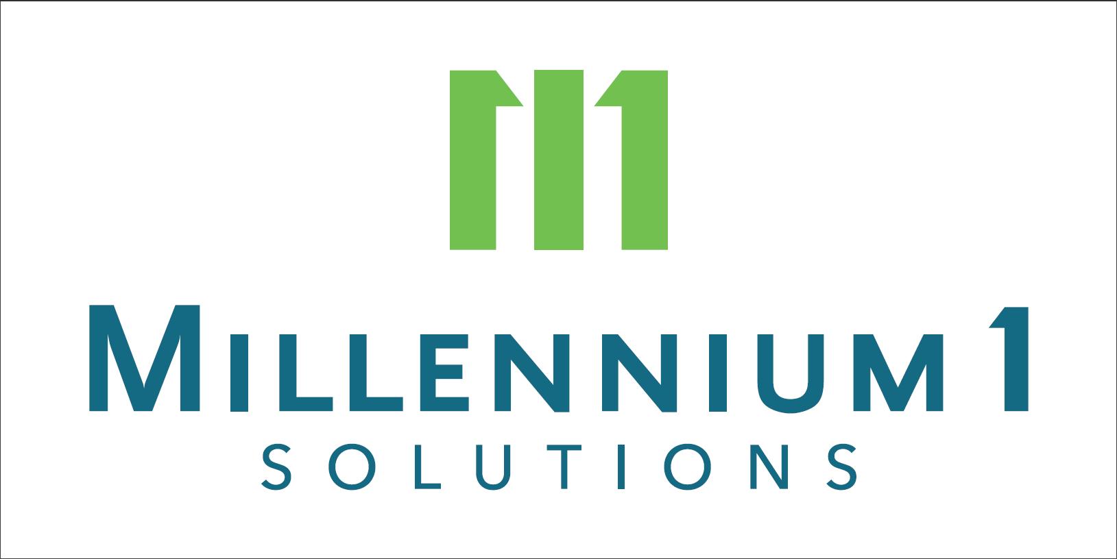 Millennium1 Solutions Logo
