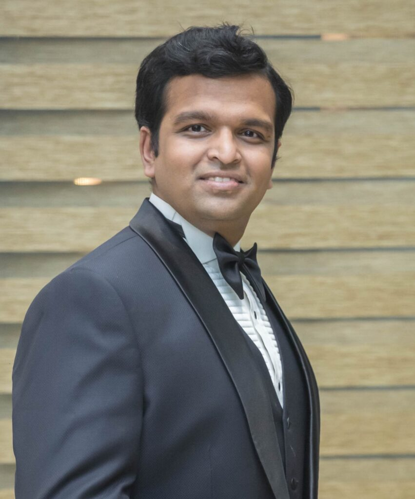 Dr Parth Agrawal