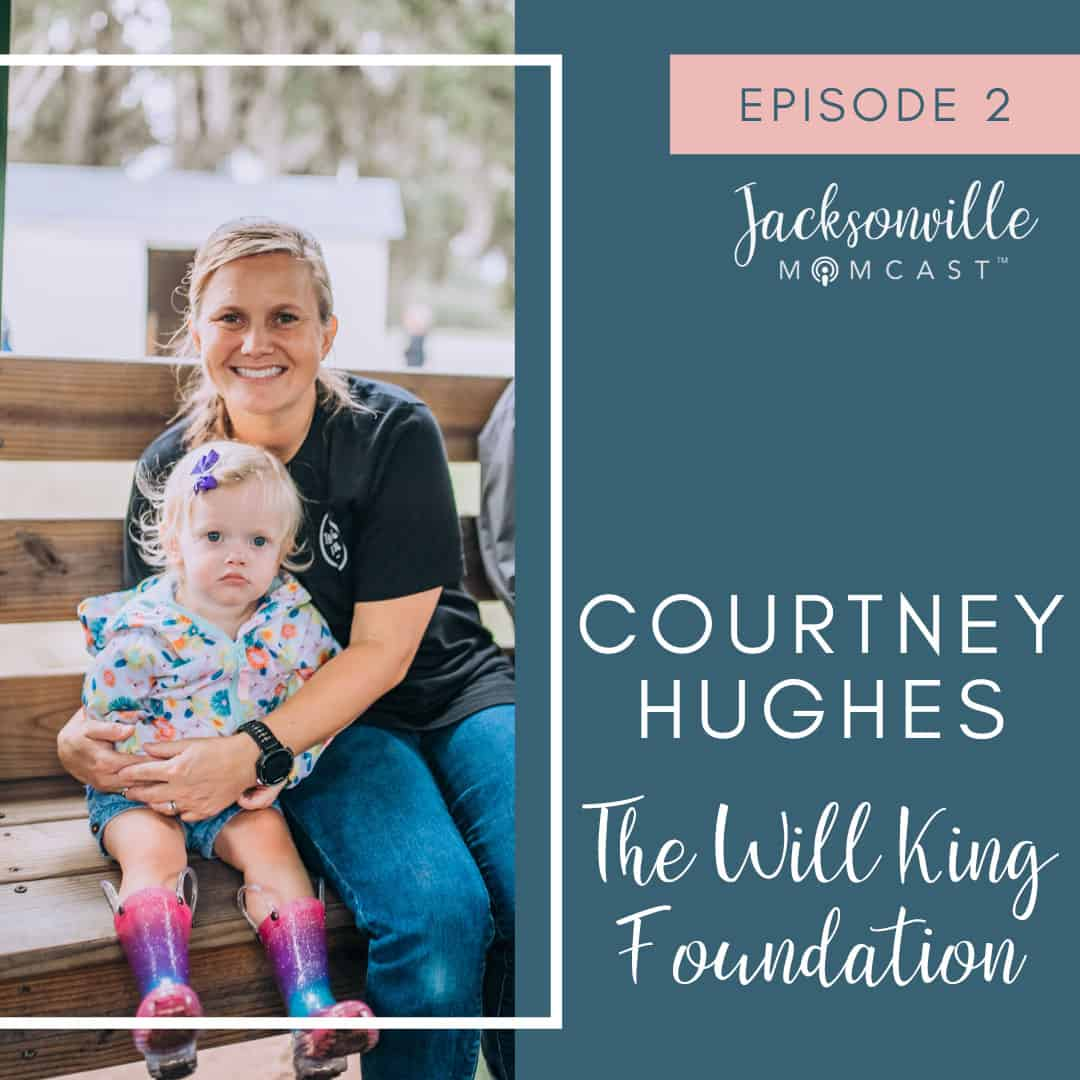 Courtney Hughes from The Will King Foundation in Jacksonville, Florida