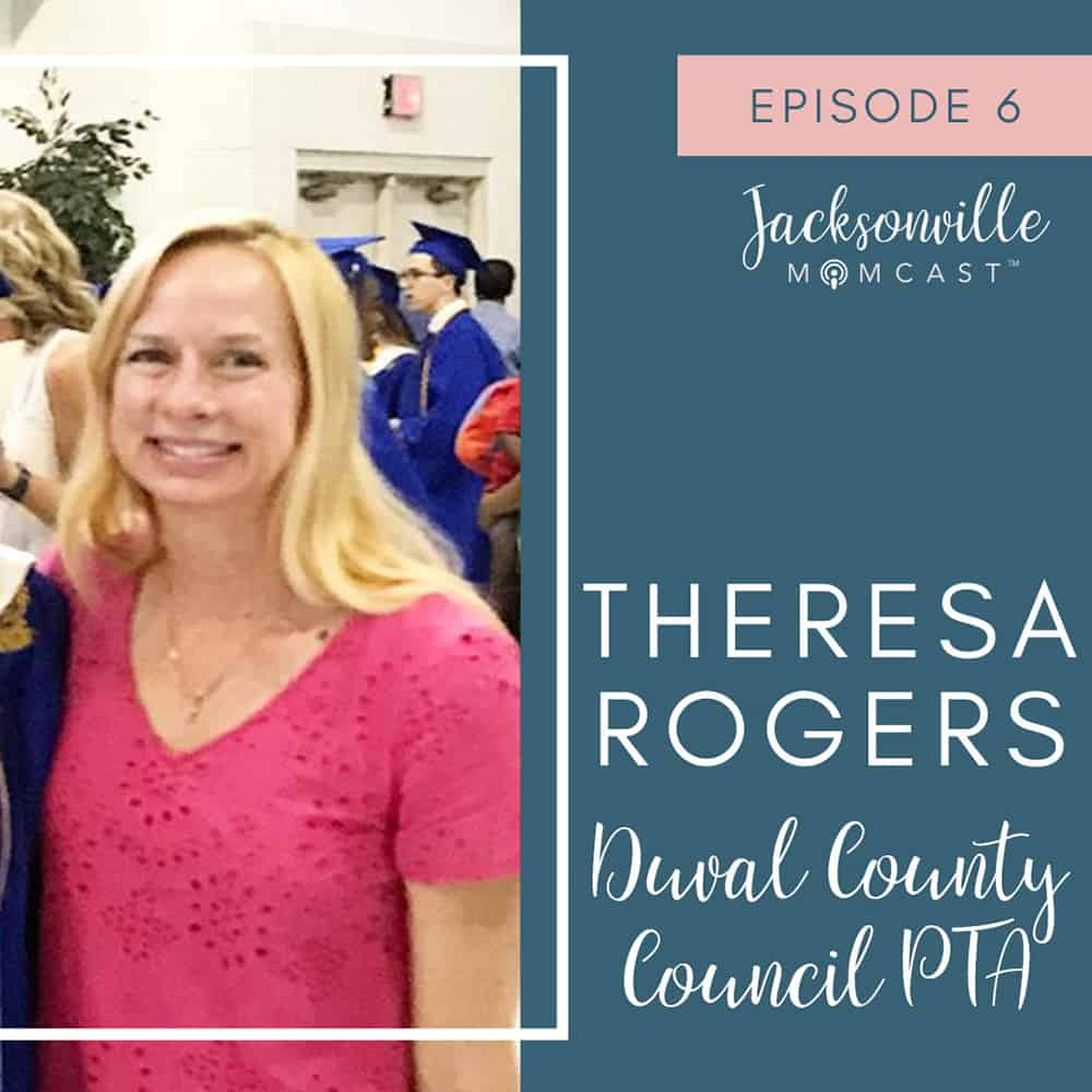 Theresa Rogers - President of Duval County Council PTA