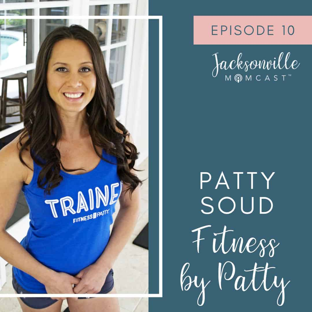Patty Soud, owner of Fitness by Patty