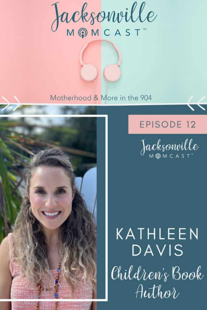 Kathleen Davis, Jacksonville mom and author of BRAVE