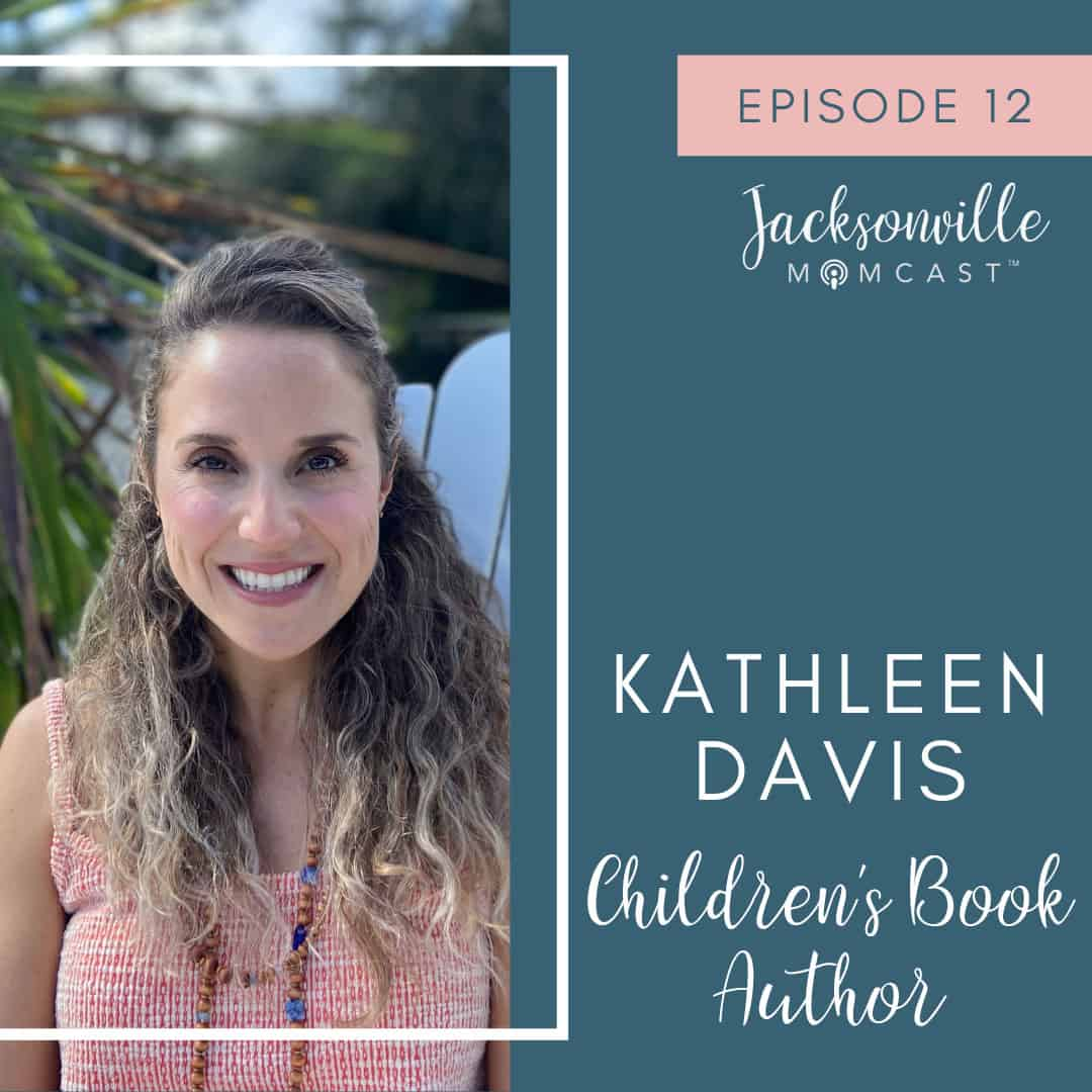 Kathleen Davis, the Jacksonville mom and author of Brave