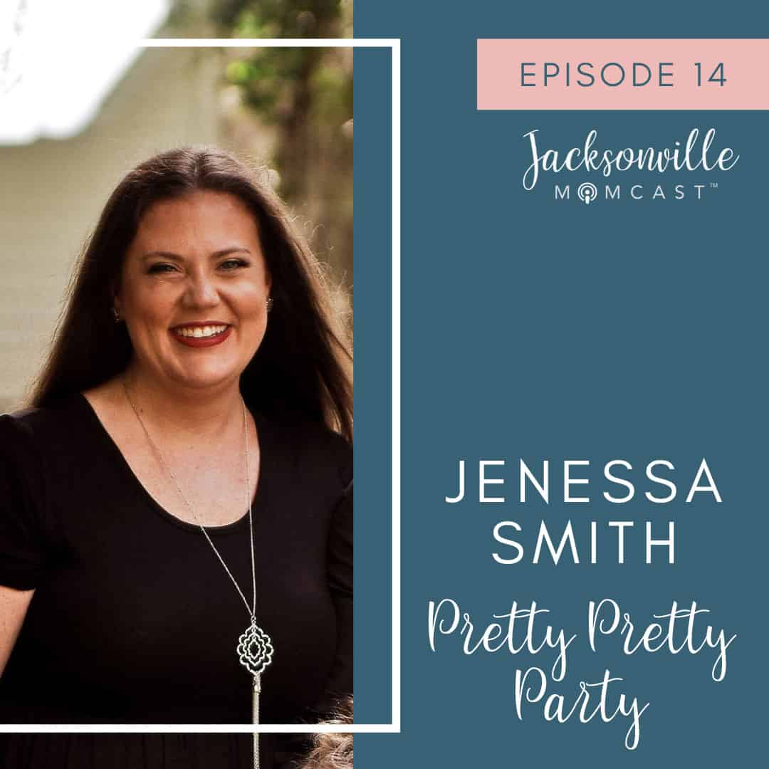Jenessa Smith from Pretty Pretty Party Jacksonville
