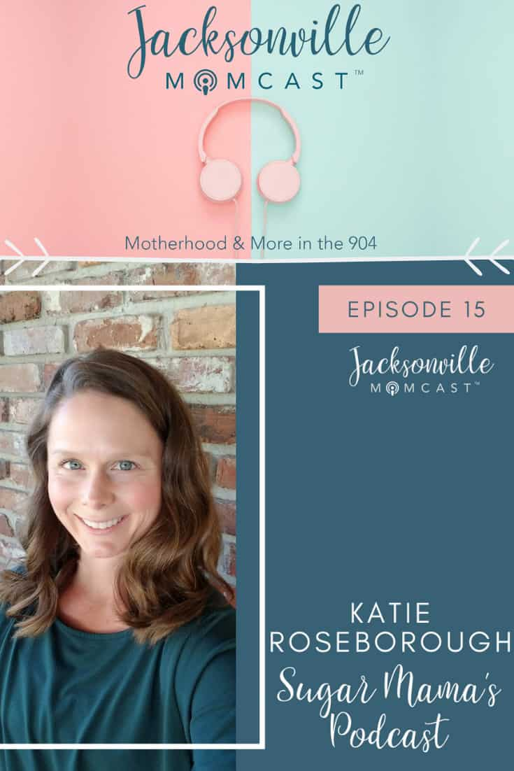 The Sugar Mama's Podcast - a podcast hosted by Katie Roseborough for parents and caregivers of TI Diabetic kids.