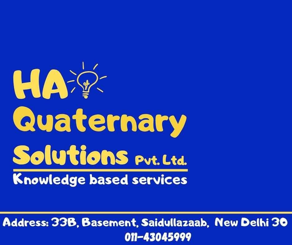 HAP Quaternary Pvt. Ltd.