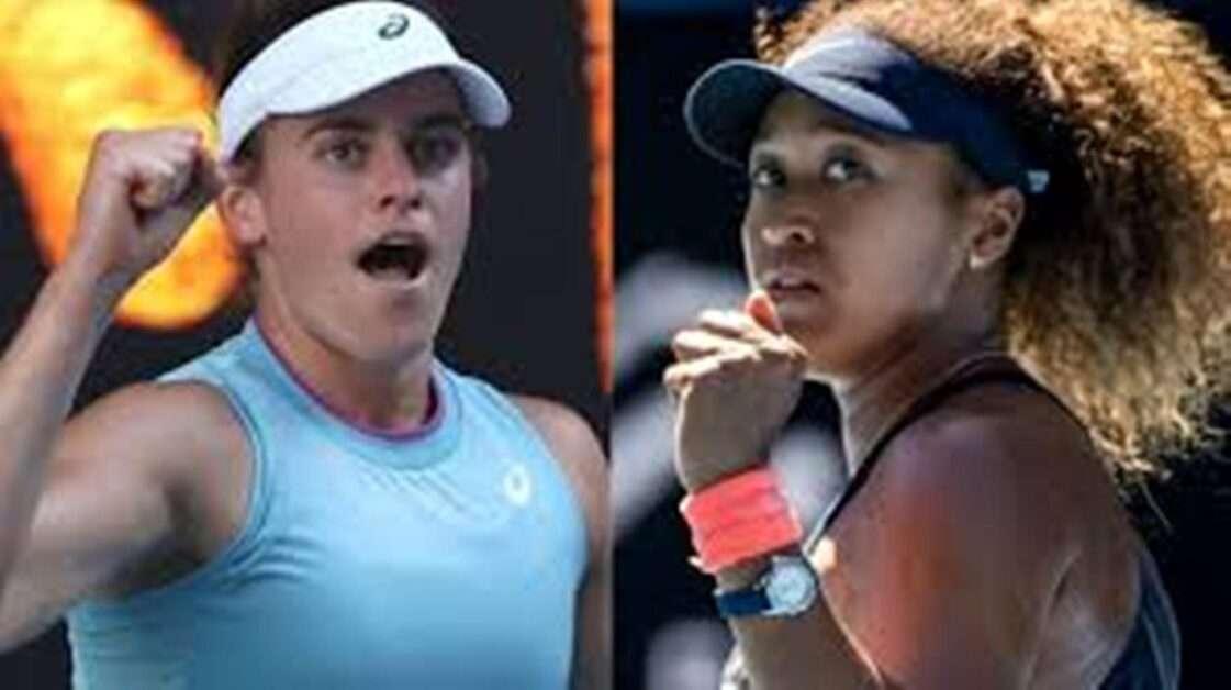 Japan's Naomi Osaka beat Jennifer Brady in straight sets to win the Australian Open