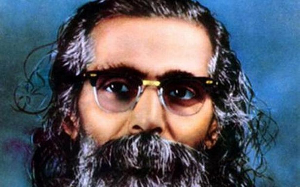 """""""Remembering a great thinker, scholar, and remarkable leader #MSGolwalkar on his birth anniversary. His thoughts will remain a source of inspiration & continue to guide generations,"""" said the tweet."""
