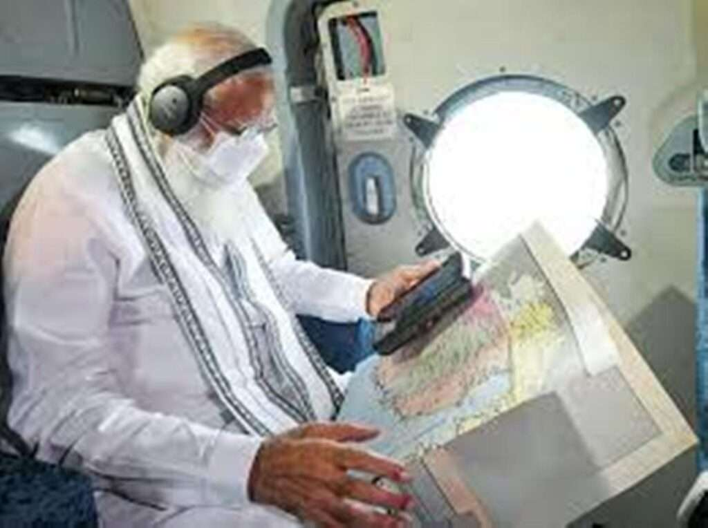 Daily-NEWS-Summary | 19-05-2021-Prime-Minister-Narendra-Modi-conducted-an-aerial-survey-of-affected-areas-in-Gujarat