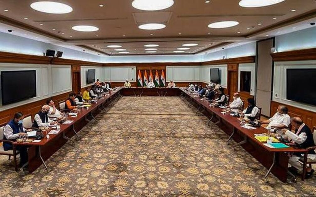 Daily-NEWS-Summary | 24-06-2021-Government-has-engaged-in-democratic-process-to-complete-delineation-exercise-Modi-tells-J&K-leaders