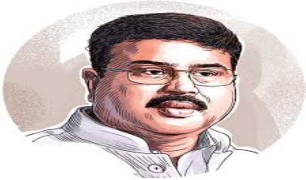 Dharmendra-Pradhan-the-new-Minister-of-Education-of-India