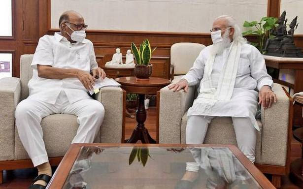 Daily-NEWS-Summary   17-07-2021-Sharad-Pawar-meets-with-Prime-Minister-Modi
